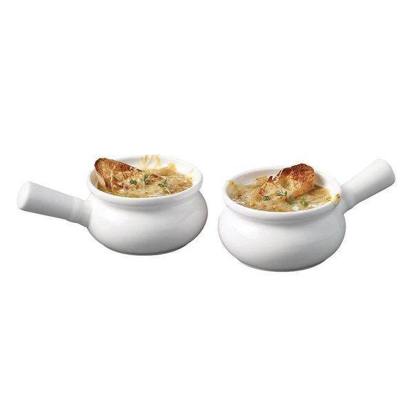 Ensemble de bols (2) pour la soupe à l'oignon de Starfit