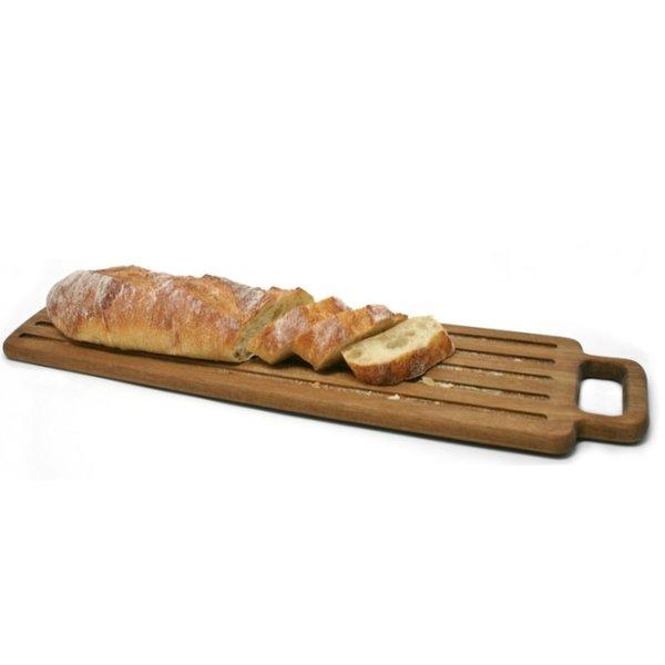 Natural Living Planche à pain à deux côtés