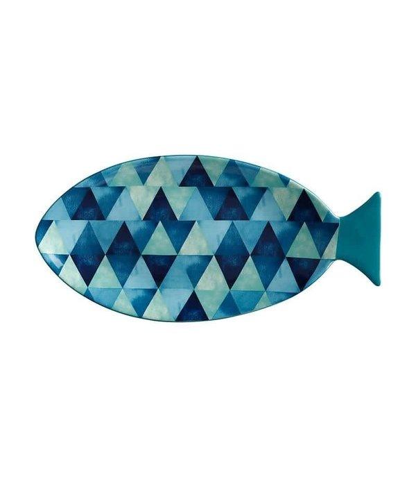 "Maxwell & Williams Assiette service en forme de poisson 30cm ""Reef ""  de Maxwell & Williams"