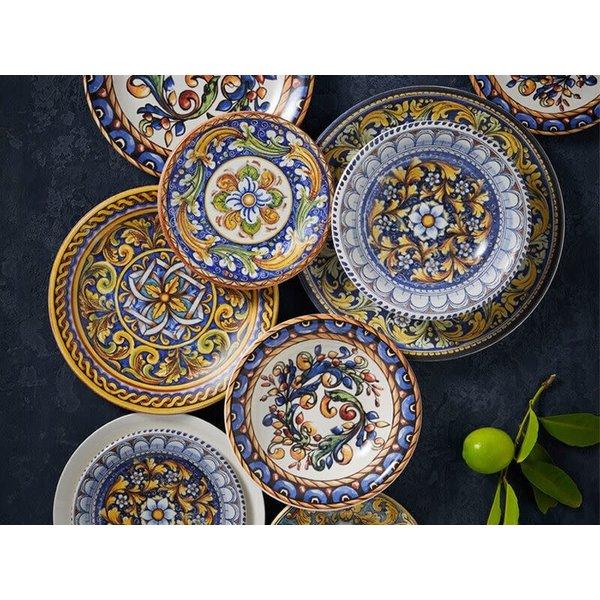 Maxwell & Williams Ceramica Salerno Round Platter 31cm Trevi