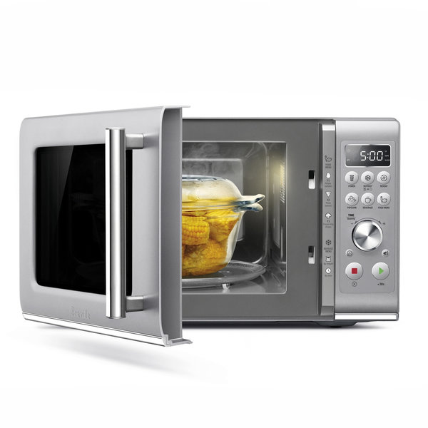 Breville the Compact Wave™ Soft Close