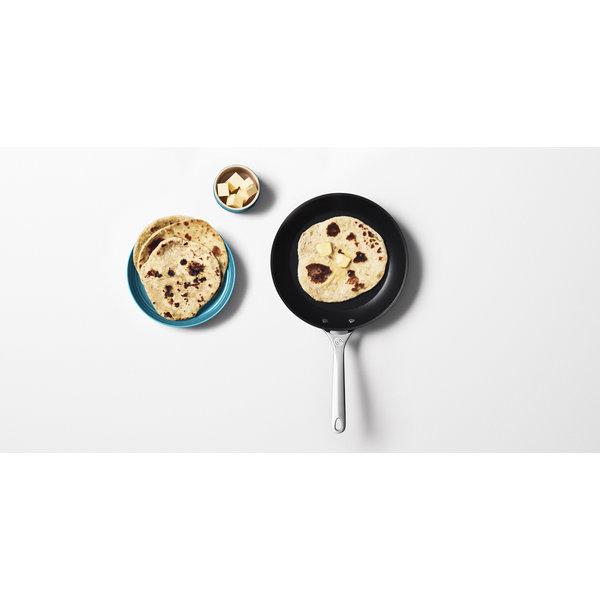 Poêle à frire antiadhérente robuste 28cm de Le Creuset