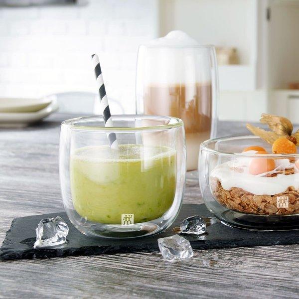 Zwilling Sorrento Double Wall Tea Glasses, set of 2