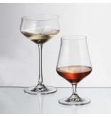 Bohemia Bohemia Alca Coupe/Champagne, 235 ml Set of 6