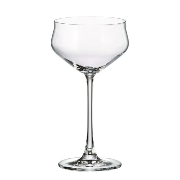 Bohemia Alca Coupe/Champagne, 235 ml Set of 6