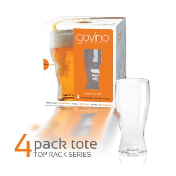 Govino DS Beer Glass 4pk