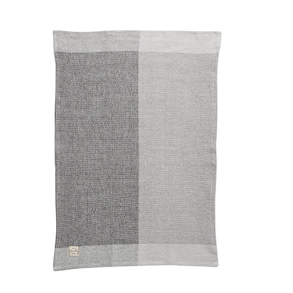 Harman Two Tone Waffle Kitchen Towels, grey