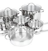 Josef Strauss 11pc cookware set Tango