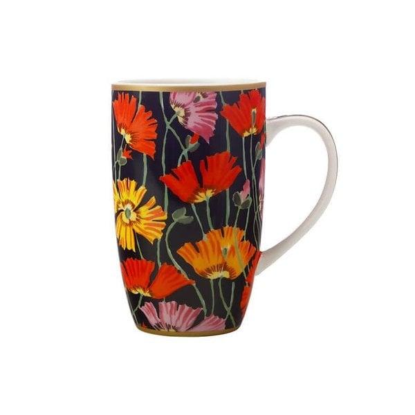 Tasse en porcelaine 420ml Greg Irvine Poppy de Maxwell & Williams