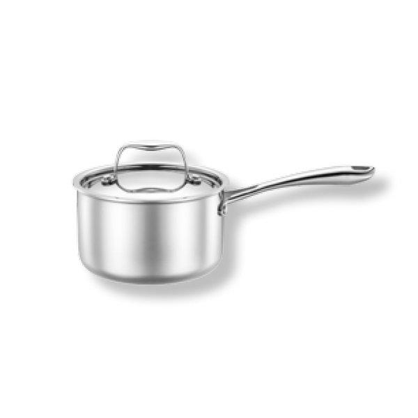 Strauss 3-ply Integral 2.4L Saucepan