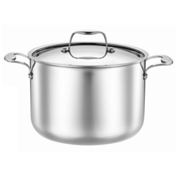 Josef Strauss Integral 3 Stock Pot with cover 7.7L