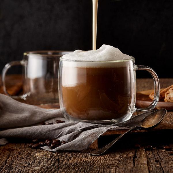 Tasse café Latte double paroi  475ml, ensemble de 2 de  Barista+