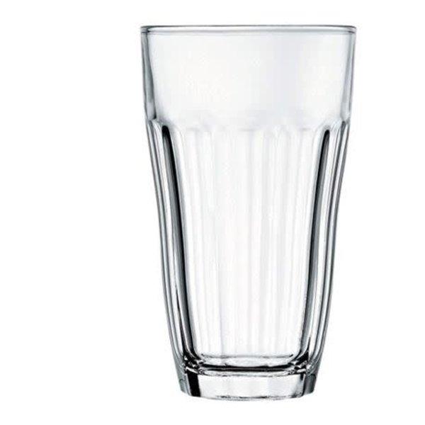 Pasabahce Baroque glass, set of 4