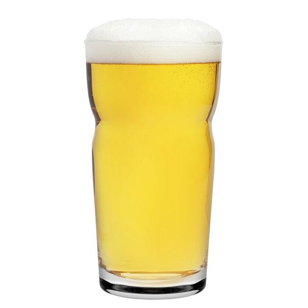 Verre à bière blonde 410ml, ensemble de 4