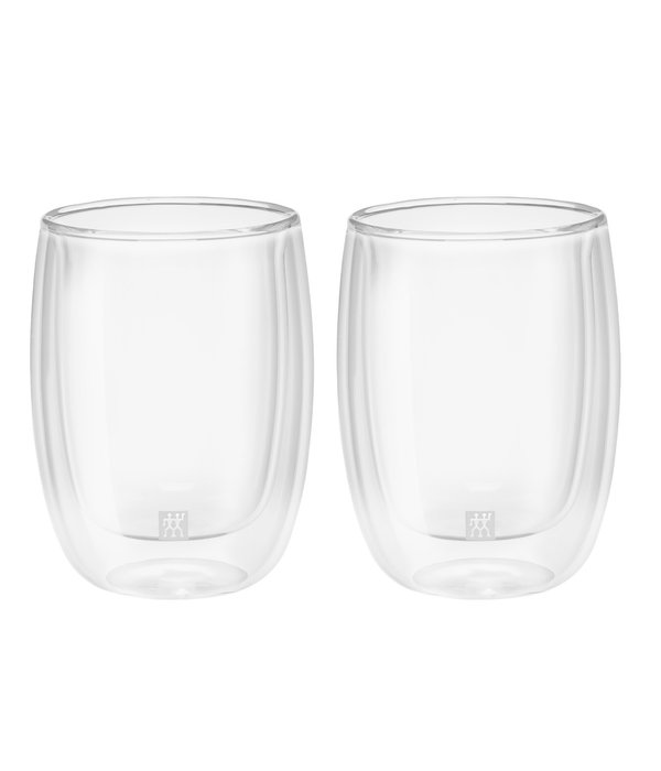 Zwilling Zwilling Sorrento Double Wall Coffee glasses, set of 2