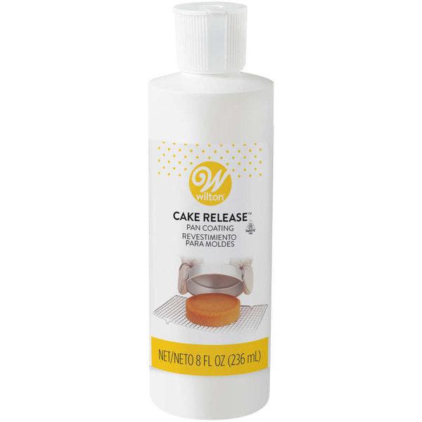 Wilton Cake Release Pan Non-Stick Spray Coating, 8 fl. oz