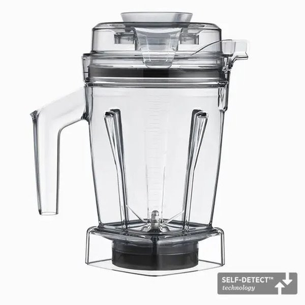 Vitamix Self-detect dry grains Container  for Ascent Series Blenders