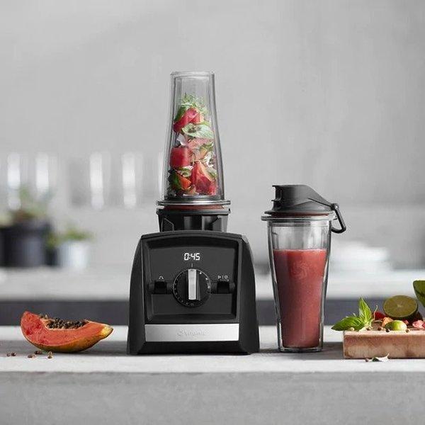 Kit de démarrage de 2 tasses de mélange pour Ascent de Vitamix