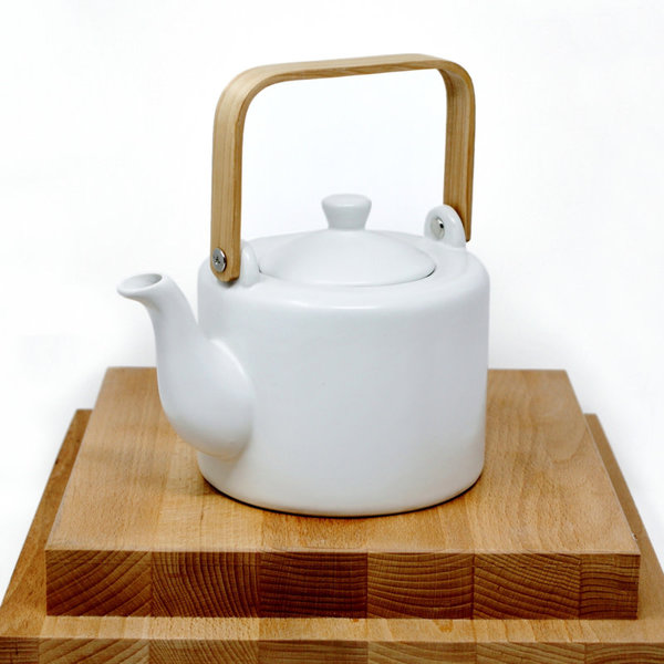 BIA Infusing Teapot white