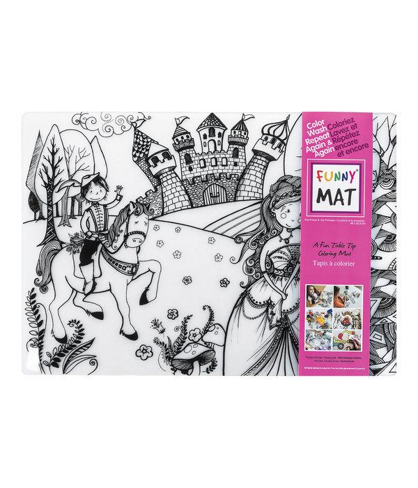 Funny mat Funny Mat Princesse Placemat