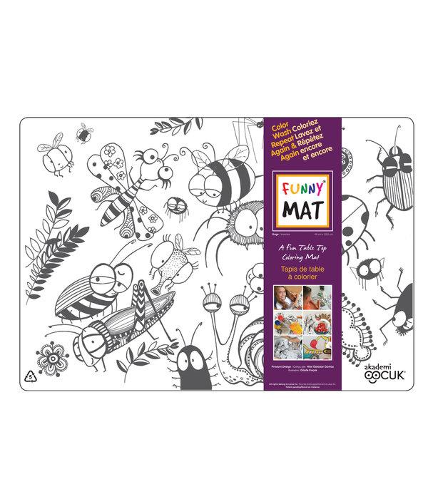 Funny mat Funny Mat Bugs Placemat