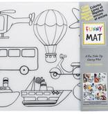 Funny mat Funny Mat VEHICLES Placemat