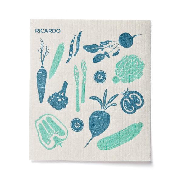 Essuie-tout réutilisable de Ricardo