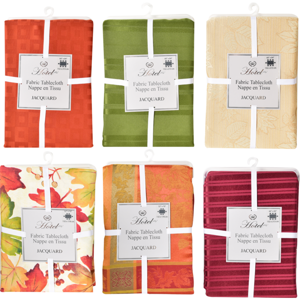 'Hotel' Tablecloth  Automne Collection, 1pc