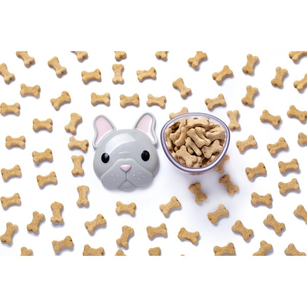 Melii French Bulldog Snack Container