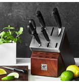 Zwilling ZWILLING **** FOUR STAR 7 PIECE SELF SHARPENING BLOCK SET
