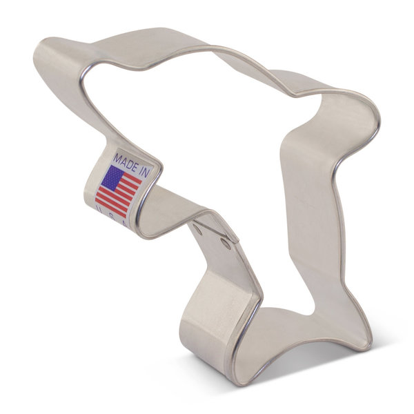 """Dolphin Cookie Cutter 4"""""""