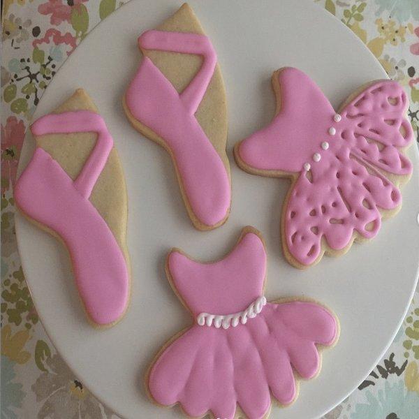 """Ann Clark Ballet Slipper Cookie Cutter 4 1/2"""""""