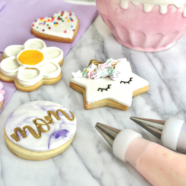 Danesco 12 pc Cookie Decorating Set