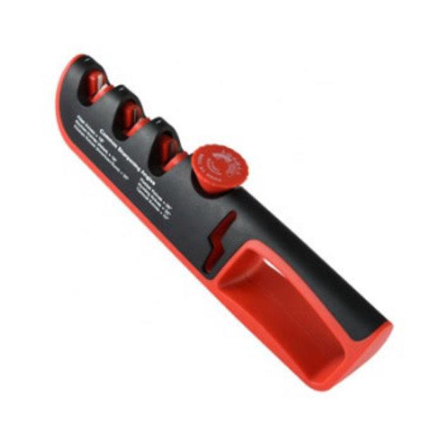 Affûteur rouge/noir ajustable de Senshi