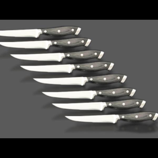 Ensemble de 8 couteaux à steak de Senshi