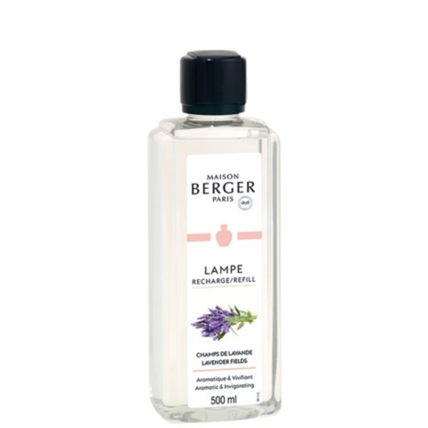 Lampe Berger Lavander Fields 500 ml