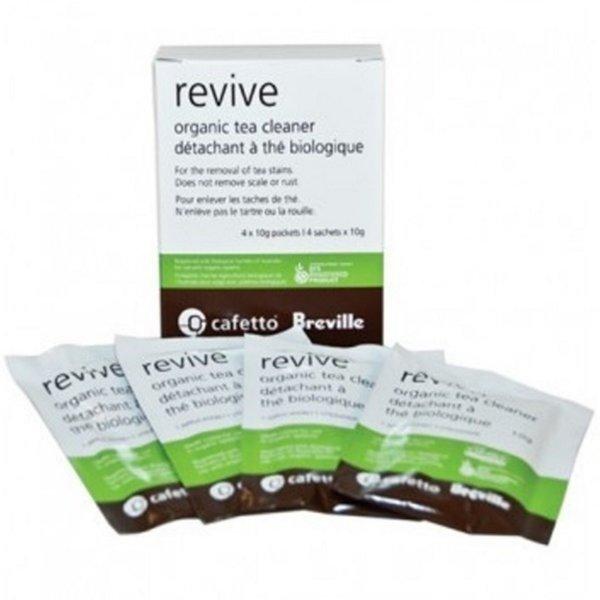 Revive, détachant à thé biologique (4) de Breville