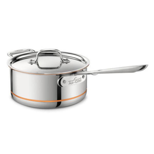 ALL-CLAD COPPER CORE® 3-Qt Sauce Pan