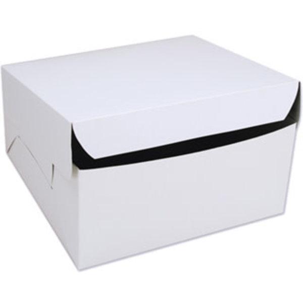 "Cake box 10"" x 10"" x 5"""