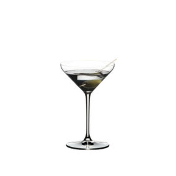 Verre à martini de Riedel