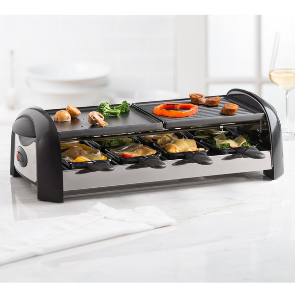Trudeau LONGI REVERSIBLE PARTY GRILL
