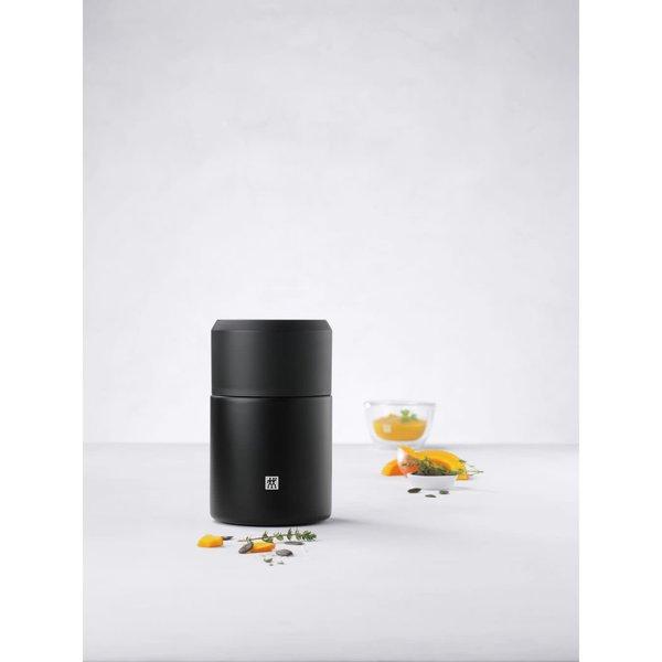 Contenant isolé , NOIR | ACIER INOXYDABLE | 700 ml de ZWILLING