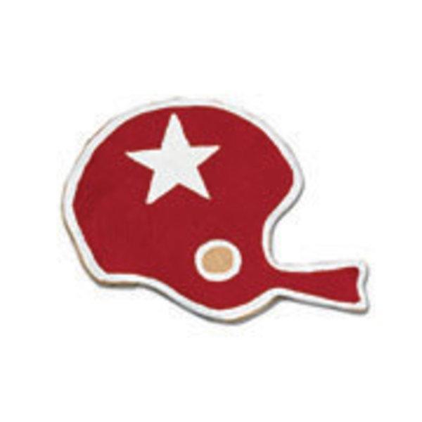 Ann Clark Cookie Cutter Football Helmet 4''