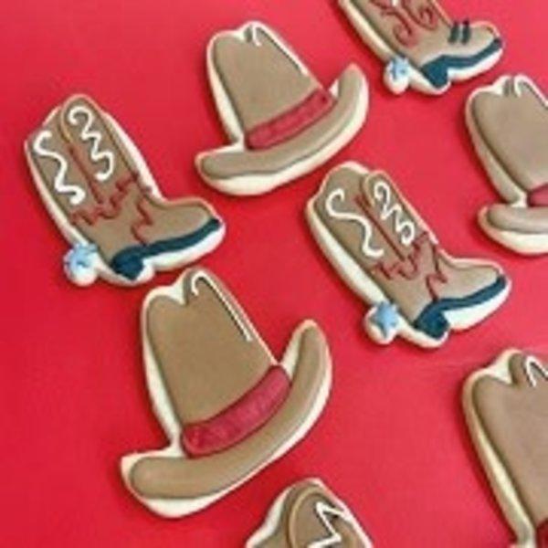 Ann Clark Cookie Cutter  Cowboy Hat 3''