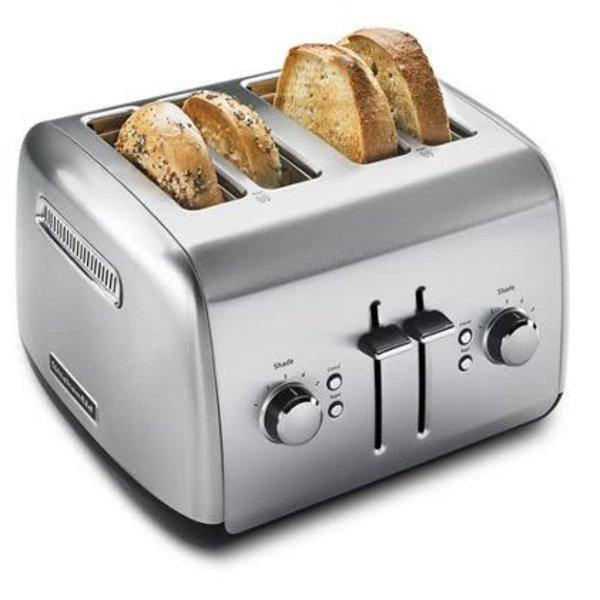 Grille-pain à 4 tranches de KitchenAid