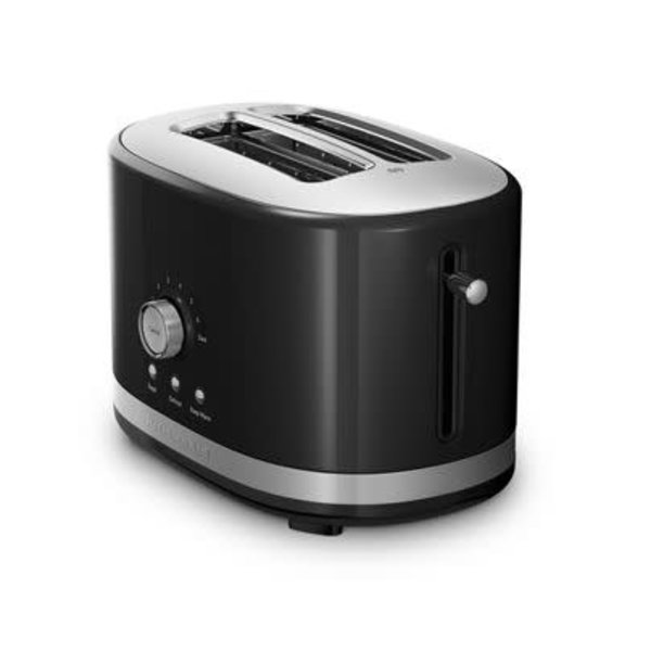 KitchenAid 2-Slice Toaster with High Lift Lever, black