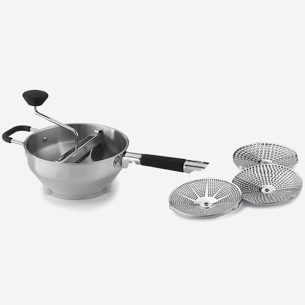 CUISINART STAINLESS STEEL FOOD MILL