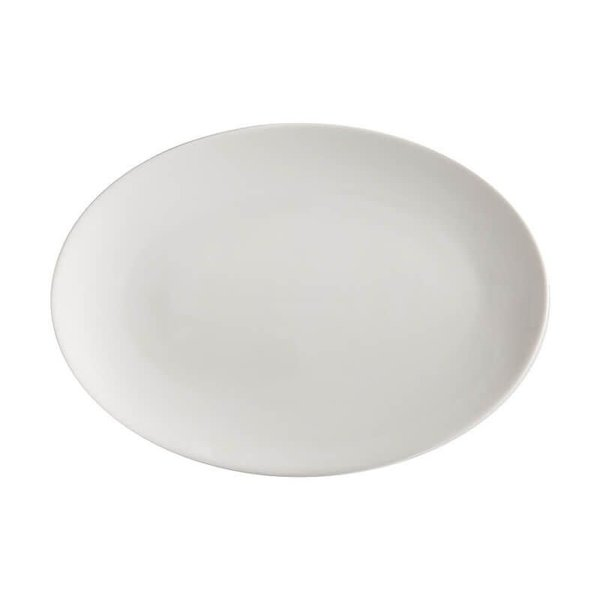 Maxwell&Williams White Basics Oval Plate 35x25cm