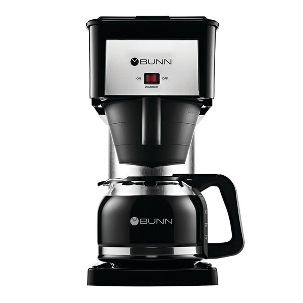 Bunn BXB Speed Brew Classic Coffee Maker, 10-Cup, Black