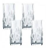 Nachtmann Nachtmann Set of 4 Shu Fa Hi-Ball Glasses